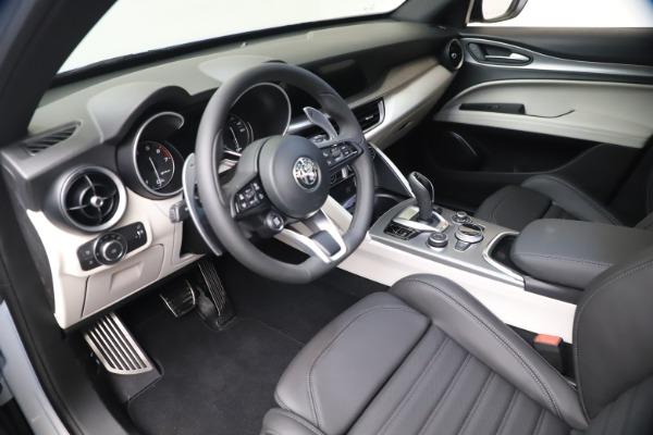 New 2021 Alfa Romeo Stelvio Ti Sport Q4 for sale $57,200 at Pagani of Greenwich in Greenwich CT 06830 13