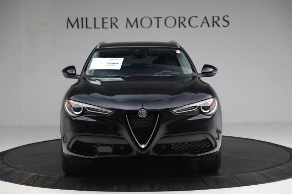 New 2021 Alfa Romeo Stelvio Q4 for sale Sold at Pagani of Greenwich in Greenwich CT 06830 12