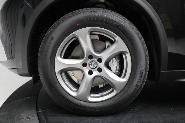 New 2021 Alfa Romeo Stelvio Q4 for sale Sold at Pagani of Greenwich in Greenwich CT 06830 13