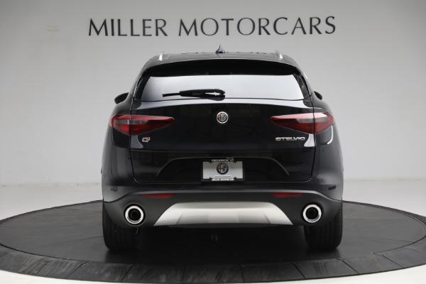 New 2021 Alfa Romeo Stelvio Q4 for sale Sold at Pagani of Greenwich in Greenwich CT 06830 6