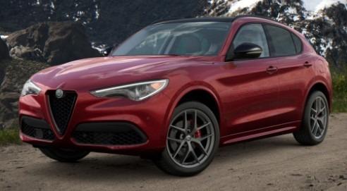 New 2021 Alfa Romeo Stelvio Ti Q4 for sale $52,045 at Pagani of Greenwich in Greenwich CT 06830 1