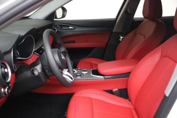 New 2021 Alfa Romeo Stelvio Ti Q4 for sale $53,740 at Pagani of Greenwich in Greenwich CT 06830 15