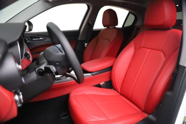 New 2021 Alfa Romeo Stelvio Ti Q4 for sale $53,740 at Pagani of Greenwich in Greenwich CT 06830 16