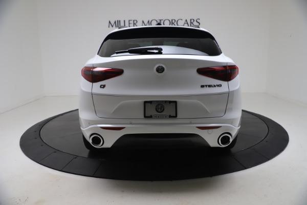 New 2021 Alfa Romeo Stelvio Ti Q4 for sale $53,740 at Pagani of Greenwich in Greenwich CT 06830 7