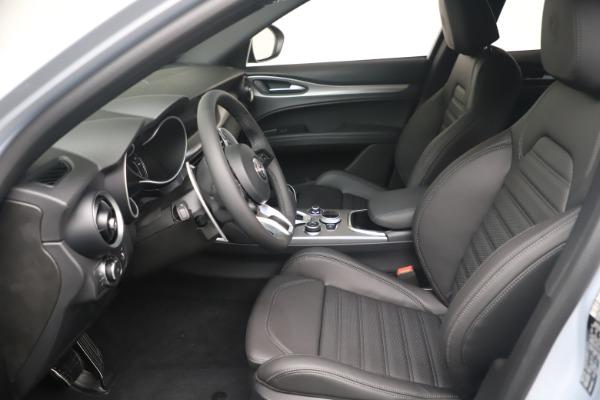 New 2021 Alfa Romeo Stelvio Ti Sport Q4 for sale Sold at Pagani of Greenwich in Greenwich CT 06830 14
