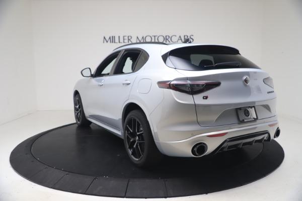 New 2021 Alfa Romeo Stelvio Ti Sport Q4 for sale Sold at Pagani of Greenwich in Greenwich CT 06830 5