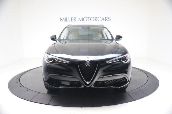 New 2021 Alfa Romeo Stelvio Ti Q4 for sale $54,755 at Pagani of Greenwich in Greenwich CT 06830 12