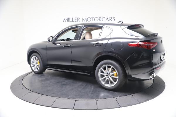 New 2021 Alfa Romeo Stelvio Ti Q4 for sale $54,755 at Pagani of Greenwich in Greenwich CT 06830 4