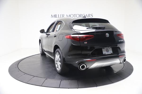 New 2021 Alfa Romeo Stelvio Ti Q4 for sale $54,755 at Pagani of Greenwich in Greenwich CT 06830 5