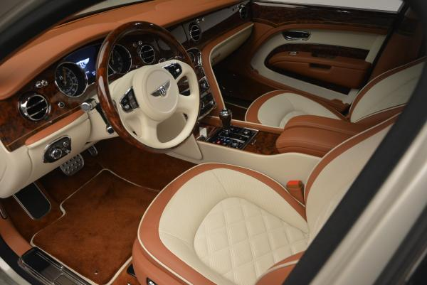 Used 2016 Bentley Mulsanne Speed for sale Sold at Pagani of Greenwich in Greenwich CT 06830 21