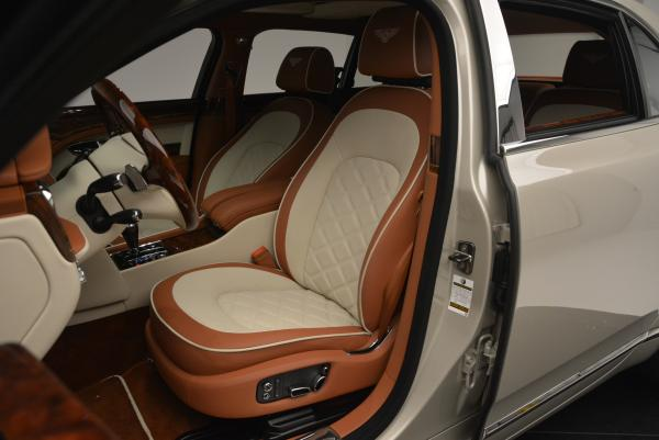 Used 2016 Bentley Mulsanne Speed for sale Sold at Pagani of Greenwich in Greenwich CT 06830 23
