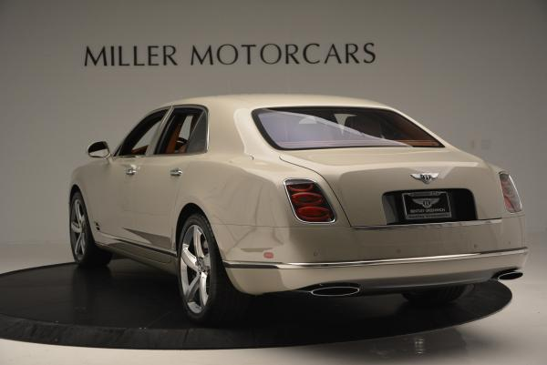 Used 2016 Bentley Mulsanne Speed for sale Sold at Pagani of Greenwich in Greenwich CT 06830 4