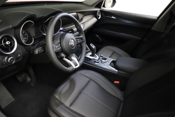 New 2021 Alfa Romeo Stelvio Q4 for sale $50,535 at Pagani of Greenwich in Greenwich CT 06830 16