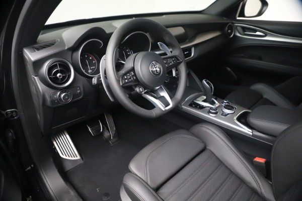 New 2021 Alfa Romeo Stelvio Ti Sport Q4 for sale $56,900 at Pagani of Greenwich in Greenwich CT 06830 13