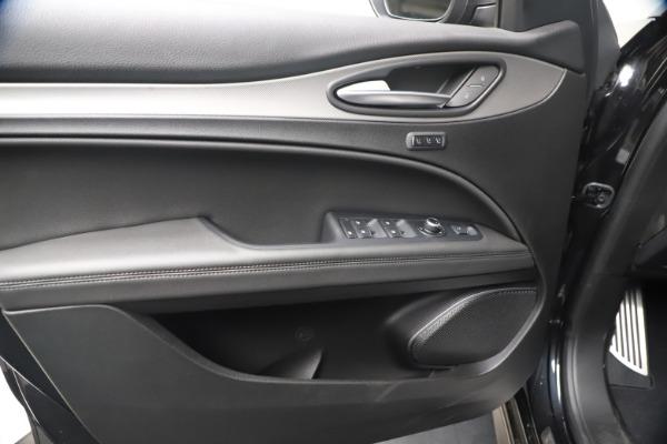 New 2021 Alfa Romeo Stelvio Ti Sport Q4 for sale $56,900 at Pagani of Greenwich in Greenwich CT 06830 16