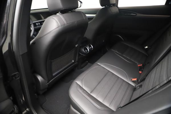 New 2021 Alfa Romeo Stelvio Ti Sport Q4 for sale $56,900 at Pagani of Greenwich in Greenwich CT 06830 17