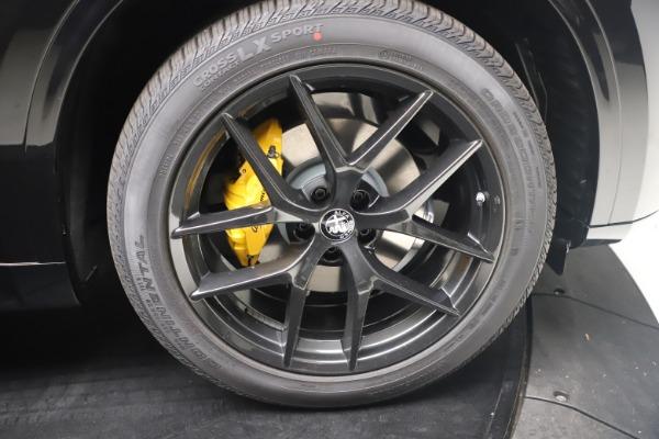New 2021 Alfa Romeo Stelvio Ti Sport Q4 for sale $56,900 at Pagani of Greenwich in Greenwich CT 06830 22