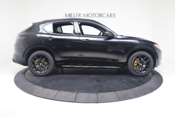 New 2021 Alfa Romeo Stelvio Ti Sport Q4 for sale $56,900 at Pagani of Greenwich in Greenwich CT 06830 9