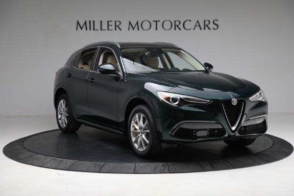 New 2021 Alfa Romeo Stelvio Ti Q4 for sale $55,205 at Pagani of Greenwich in Greenwich CT 06830 11