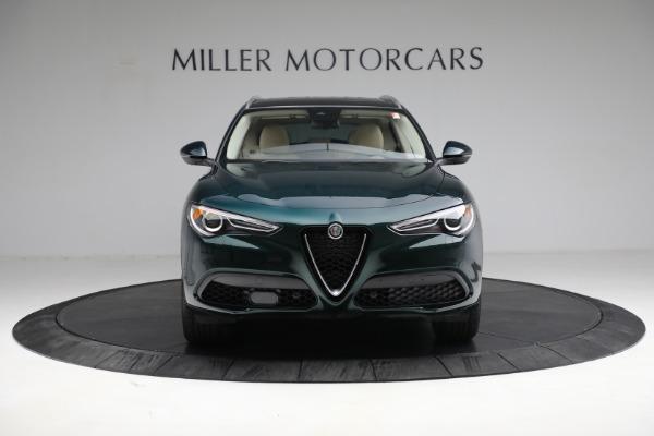 New 2021 Alfa Romeo Stelvio Ti Q4 for sale $55,205 at Pagani of Greenwich in Greenwich CT 06830 12