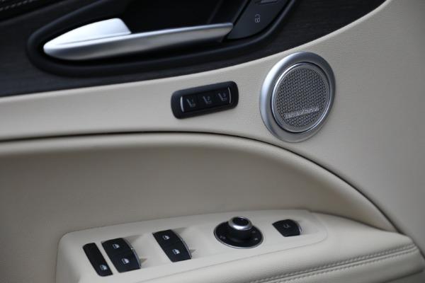 New 2021 Alfa Romeo Stelvio Ti Q4 for sale $55,205 at Pagani of Greenwich in Greenwich CT 06830 18
