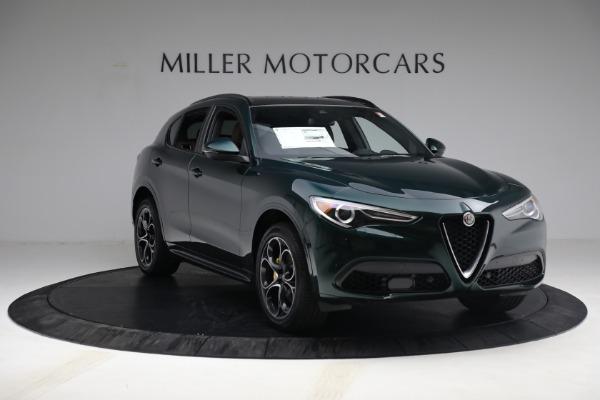New 2021 Alfa Romeo Stelvio Ti Sport Q4 for sale Sold at Pagani of Greenwich in Greenwich CT 06830 11