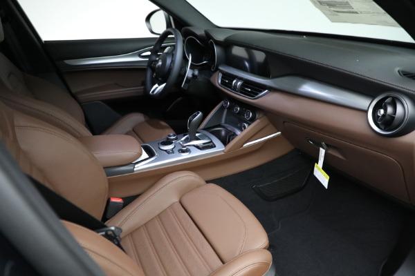 New 2021 Alfa Romeo Stelvio Ti Sport Q4 for sale Sold at Pagani of Greenwich in Greenwich CT 06830 19