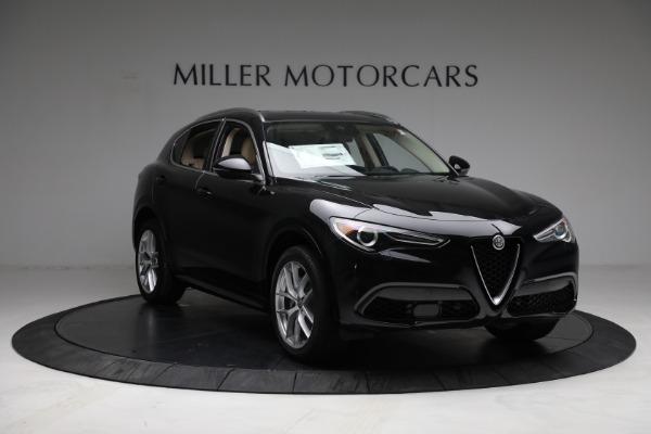 New 2021 Alfa Romeo Stelvio Ti Q4 for sale $57,400 at Pagani of Greenwich in Greenwich CT 06830 11