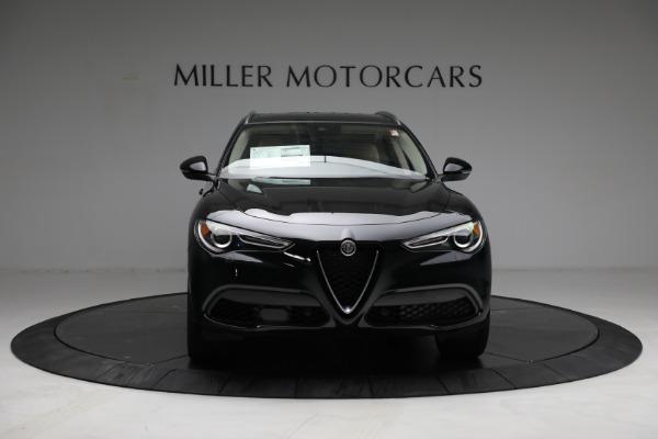 New 2021 Alfa Romeo Stelvio Ti Q4 for sale $57,400 at Pagani of Greenwich in Greenwich CT 06830 12