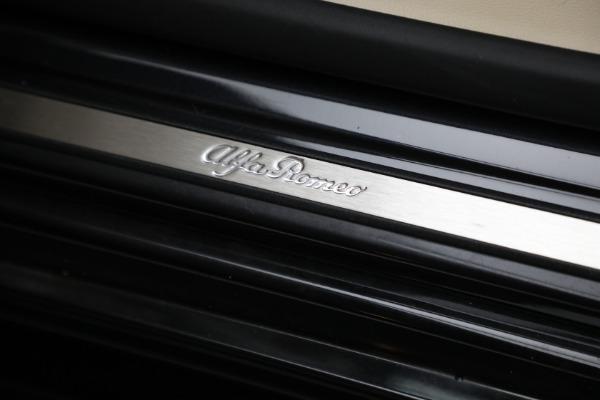 New 2021 Alfa Romeo Stelvio Ti Q4 for sale $57,400 at Pagani of Greenwich in Greenwich CT 06830 23