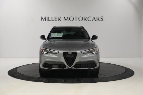 New 2021 Alfa Romeo Stelvio Ti Q4 for sale $54,400 at Pagani of Greenwich in Greenwich CT 06830 11