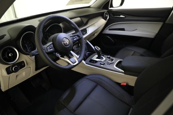 New 2021 Alfa Romeo Stelvio Ti Q4 for sale $54,400 at Pagani of Greenwich in Greenwich CT 06830 12