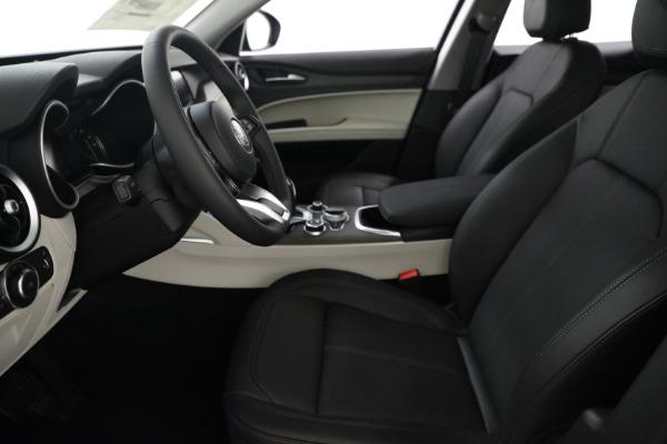 New 2021 Alfa Romeo Stelvio Ti Q4 for sale $54,400 at Pagani of Greenwich in Greenwich CT 06830 14