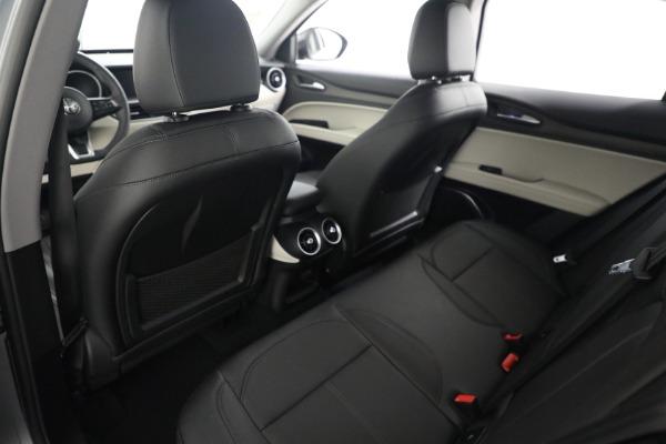 New 2021 Alfa Romeo Stelvio Ti Q4 for sale $54,400 at Pagani of Greenwich in Greenwich CT 06830 17