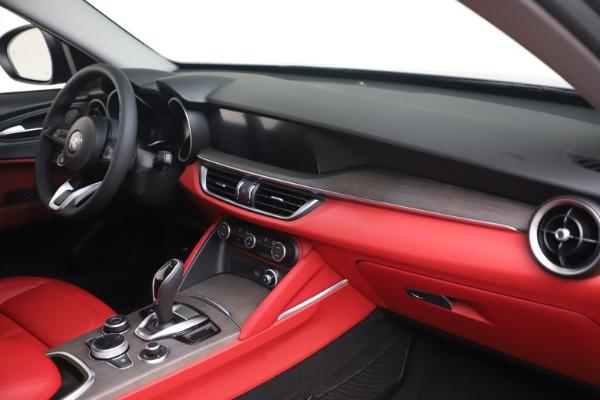 New 2021 Alfa Romeo Stelvio Ti Q4 for sale $54,400 at Pagani of Greenwich in Greenwich CT 06830 15