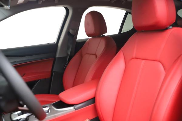 New 2021 Alfa Romeo Stelvio Ti Q4 for sale $54,400 at Pagani of Greenwich in Greenwich CT 06830 20