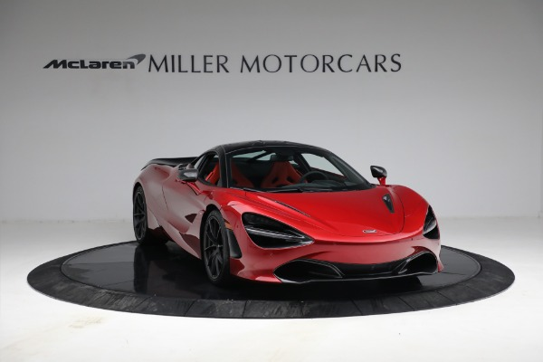 Used 2020 McLaren 720S Performance for sale $329,900 at Pagani of Greenwich in Greenwich CT 06830 11