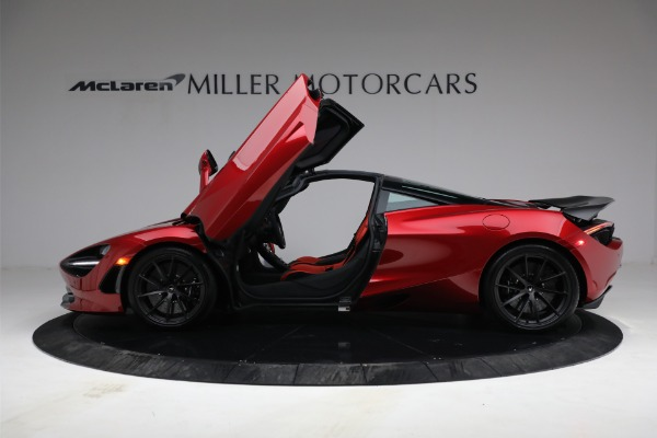 Used 2020 McLaren 720S Performance for sale $329,900 at Pagani of Greenwich in Greenwich CT 06830 15