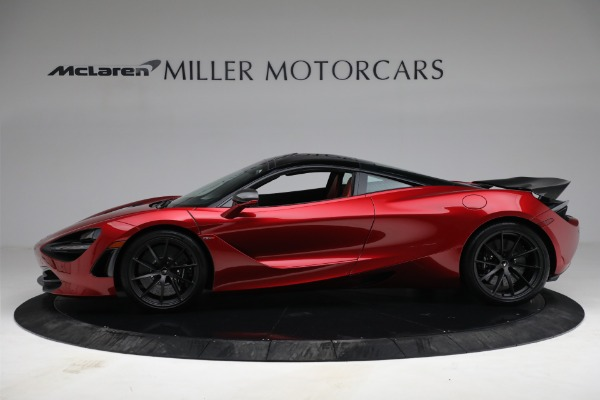 Used 2020 McLaren 720S Performance for sale $329,900 at Pagani of Greenwich in Greenwich CT 06830 3