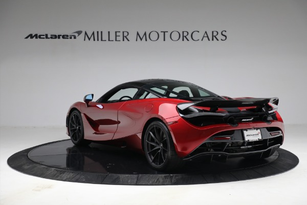 Used 2020 McLaren 720S Performance for sale $329,900 at Pagani of Greenwich in Greenwich CT 06830 5