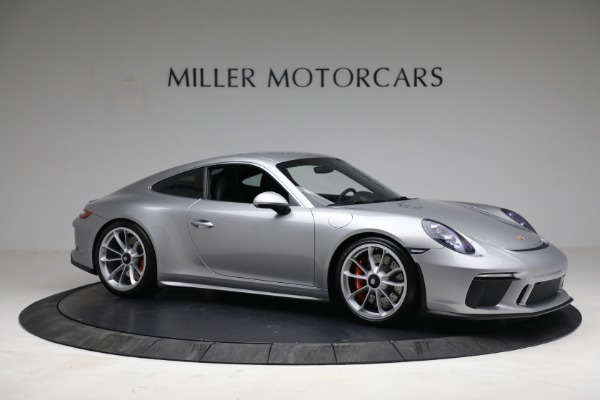 Used 2018 Porsche 911 GT3 Touring for sale Sold at Pagani of Greenwich in Greenwich CT 06830 10