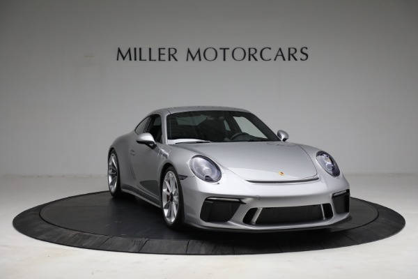 Used 2018 Porsche 911 GT3 Touring for sale Sold at Pagani of Greenwich in Greenwich CT 06830 11