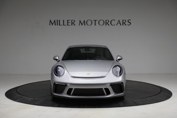 Used 2018 Porsche 911 GT3 Touring for sale Sold at Pagani of Greenwich in Greenwich CT 06830 12
