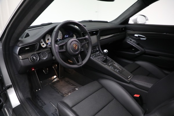 Used 2018 Porsche 911 GT3 Touring for sale Sold at Pagani of Greenwich in Greenwich CT 06830 13