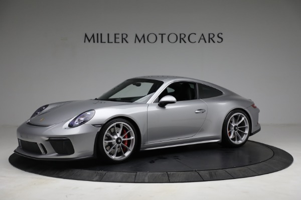 Used 2018 Porsche 911 GT3 Touring for sale Sold at Pagani of Greenwich in Greenwich CT 06830 2