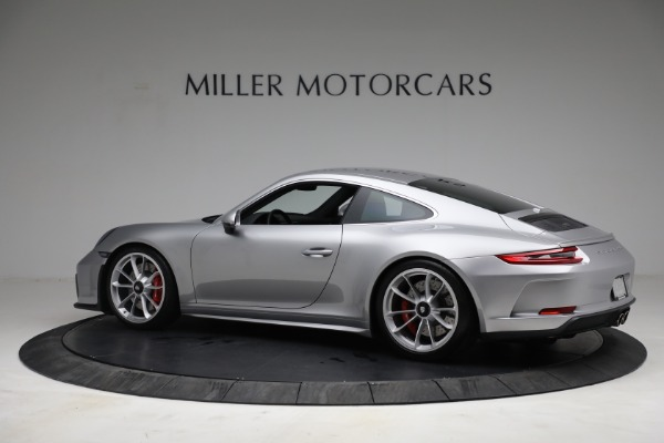 Used 2018 Porsche 911 GT3 Touring for sale Sold at Pagani of Greenwich in Greenwich CT 06830 4