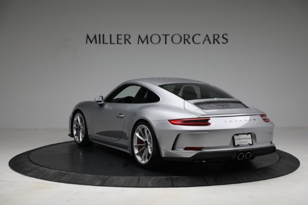 Used 2018 Porsche 911 GT3 Touring for sale Sold at Pagani of Greenwich in Greenwich CT 06830 5