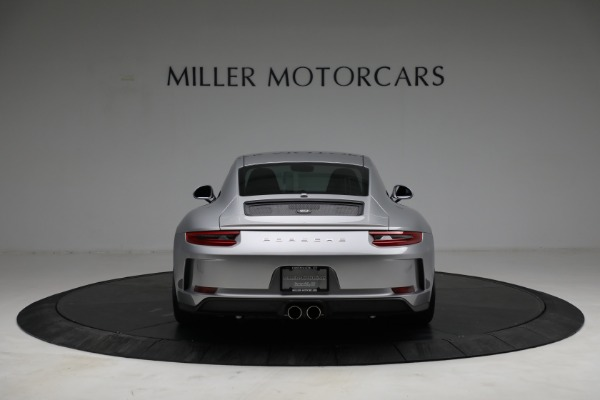 Used 2018 Porsche 911 GT3 Touring for sale Sold at Pagani of Greenwich in Greenwich CT 06830 6