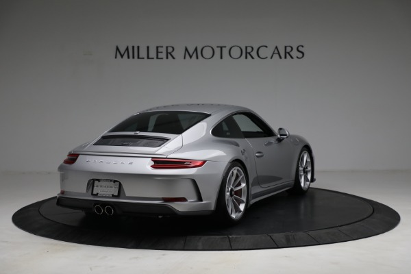Used 2018 Porsche 911 GT3 Touring for sale Sold at Pagani of Greenwich in Greenwich CT 06830 7