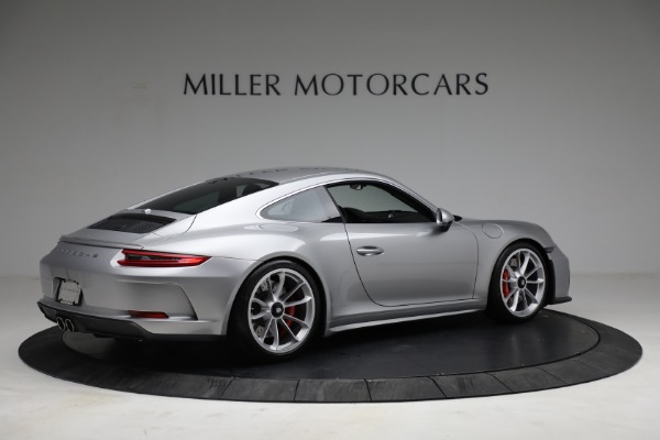 Used 2018 Porsche 911 GT3 Touring for sale Sold at Pagani of Greenwich in Greenwich CT 06830 8